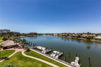 Marco Island Condo/Townhouse For Sale: 693 Seaview Ct #A-506