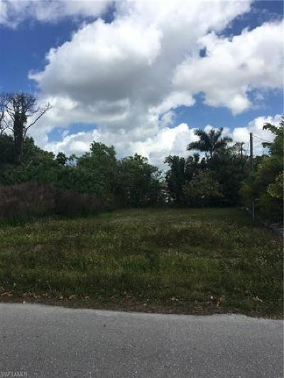 Bonita Springs Residential Lots & Land For Sale: 4310 Little Hickory Rd