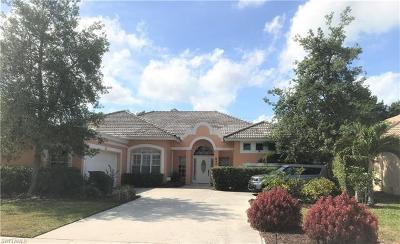 Naples Single Family Home For Sale: 640 Soliel Dr