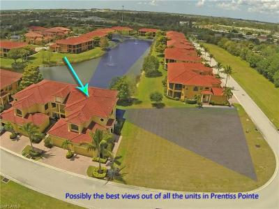 Fort Myers Condo/Townhouse For Sale: 15831 Prentiss Pointe Cir #202