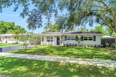 Fort Myers Single Family Home For Sale: 1825 Paul St