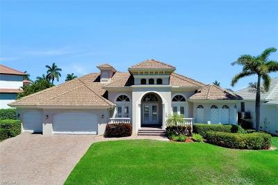 Marco Island Single Family Home For Sale: 460 Maunder Ct