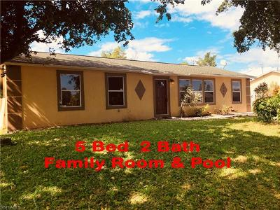 Single Family Home For Sale: 4997 SW 18th Ave