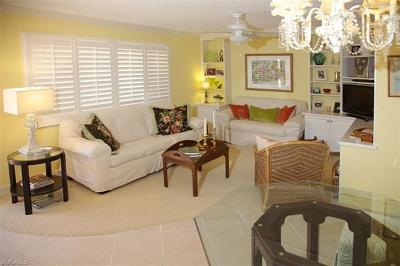Naples Condo/Townhouse For Sale: 534 S Broad Ave #534