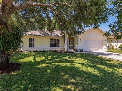 Naples Single Family Home For Sale: 999 Grove Dr