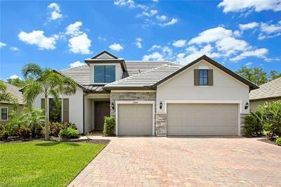 Estero Single Family Home For Sale: 20606 Corkscrew Shores Blvd