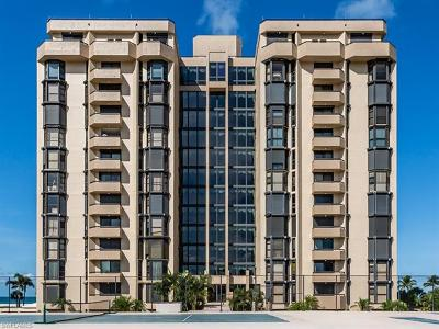 Marco Island Condo/Townhouse For Sale: 174 S Collier Blvd #702