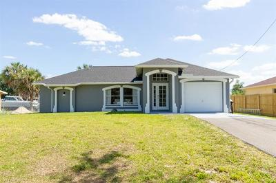 Marco Island, Naples Single Family Home For Sale: 2430 SE 6th Ave