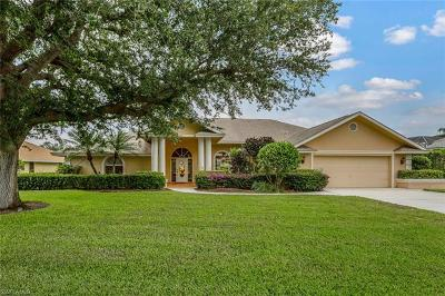 Naples Single Family Home For Sale: 2005 Prince Dr
