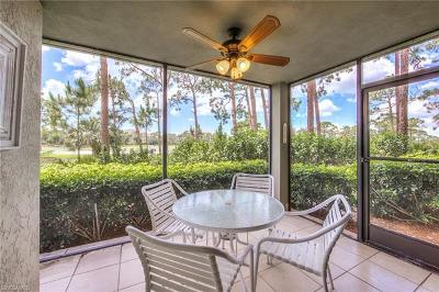 Bonita Springs Condo/Townhouse For Sale: 3631 Wild Pines Dr #104