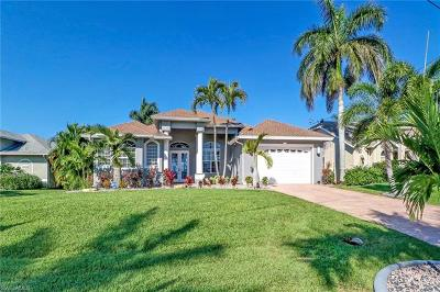 Cape Coral Single Family Home For Sale: 3034 SW 28th Ave