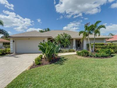 Naples Single Family Home For Sale: 2249 Imperial Golf Course Blvd