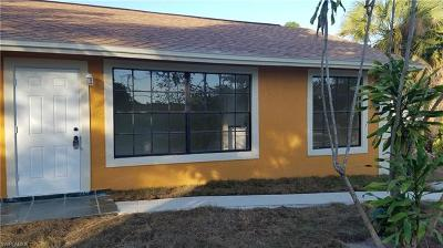 Naples Single Family Home For Sale: 5310 Floridan Ave