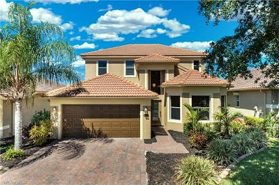 Estero Single Family Home For Sale: 21273 Velino Ln