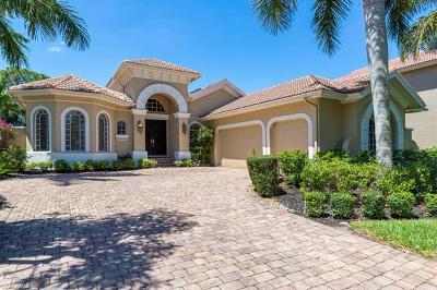 Estero Single Family Home For Sale: 20060 Chapel Trce