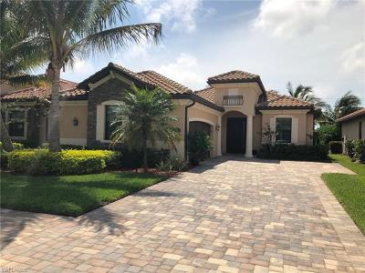 Naples Single Family Home For Sale: 9451 Piacere Way
