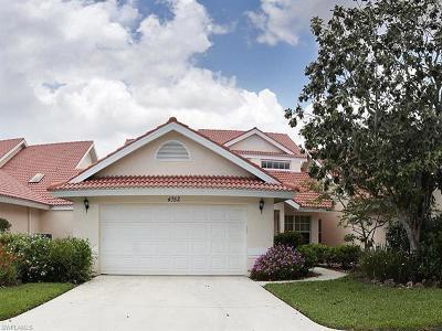 Naples Single Family Home For Sale: 4752 Via Carmen #40