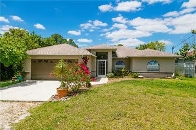 Naples Single Family Home For Sale: 1431 SW 9th St