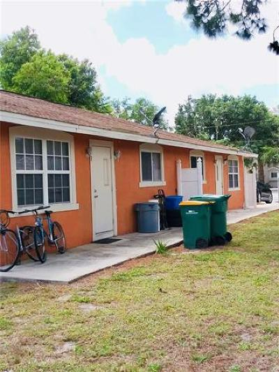 Multi Family Home For Sale: 1756 SW 41st St