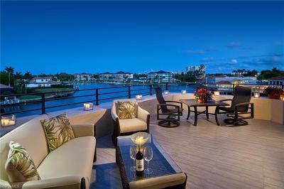 Naples Condo/Townhouse For Sale: 4400 N Gulf Shore Blvd #2-206
