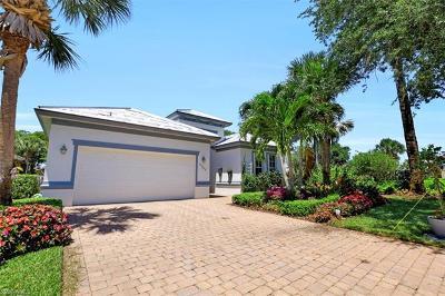 Single Family Home For Sale: 23606 Via Carino Ln