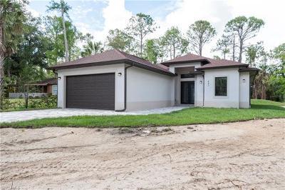 Naples Single Family Home For Sale: 423 NE 14th Ave