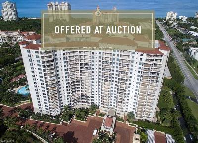 Condo/Townhouse For Sale: 8787 Bay Colony Dr #306