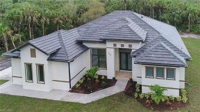 Naples Single Family Home For Sale: 614 NE 12th Ave