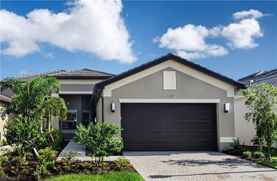 Bonita Springs Single Family Home For Sale: 16312 Molise Pl