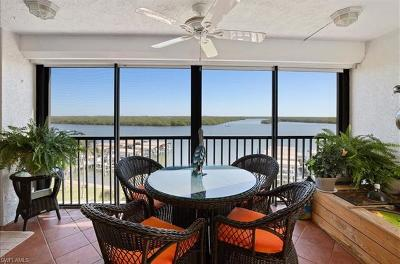 Fort Myers Beach Condo/Townhouse For Sale: 4753 Estero Blvd #405