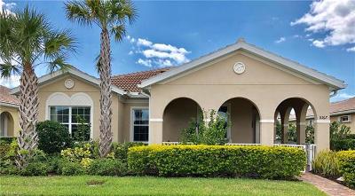 Single Family Home For Sale: 8167 Chianti Ln