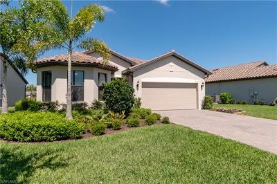 Estero Single Family Home For Sale: 19918 Beverly Park Rd