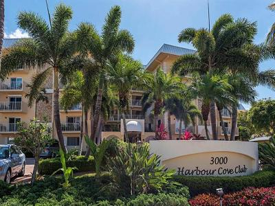 Moorings Condo/Townhouse For Sale: 3000 N Gulf Shore Blvd #205