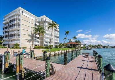Marco Towers Condo/Townhouse For Sale: 60 W Pelican St #202