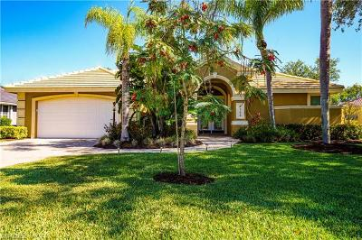 Naples Single Family Home For Sale: 8143 Las Palmas Way