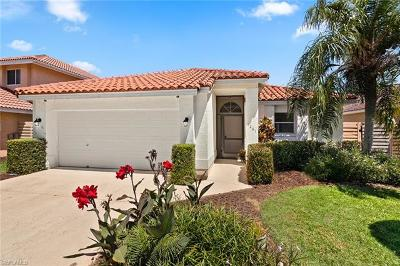 Single Family Home For Sale: 1261 Naples Lake Dr