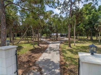 Fort Myers Single Family Home For Sale: 5600 Briarcliff Rd