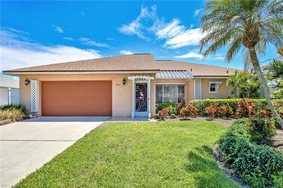 Naples Single Family Home For Sale: 405 Grenada Ave