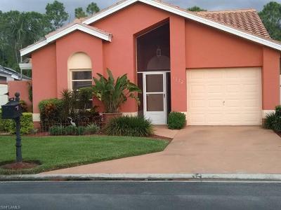 Single Family Home For Sale: 1172 Jardin Dr