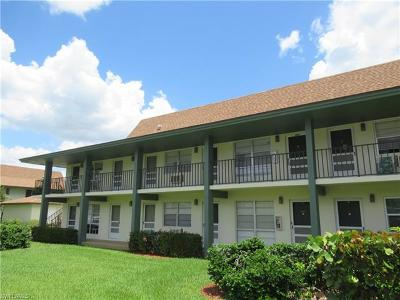 Marco Island Condo/Townhouse For Sale: 235 Seaview Ct #B8