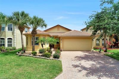 Estero Single Family Home For Sale: 20611 Ardore Ln