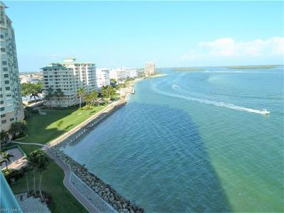 Marco Island Condo/Townhouse For Sale: 970 Cape Marco Dr #1004
