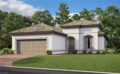 Fort Myers Single Family Home For Sale: 19518 Estero Pointe Ln