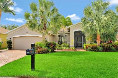 Fort Myers Single Family Home For Sale: 15007 Balmoral Loop