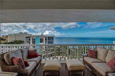 Moorings Condo/Townhouse For Sale: 3401 N Gulf Shore Blvd N Blvd #D