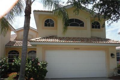 Single Family Home For Sale: 6605 Castlelawn Pl #34