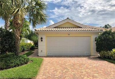 Single Family Home For Sale: 7605 Rozzini Ln