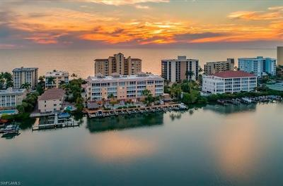 Collier County Condo/Townhouse For Sale: 9566 Gulf Shore Dr #301