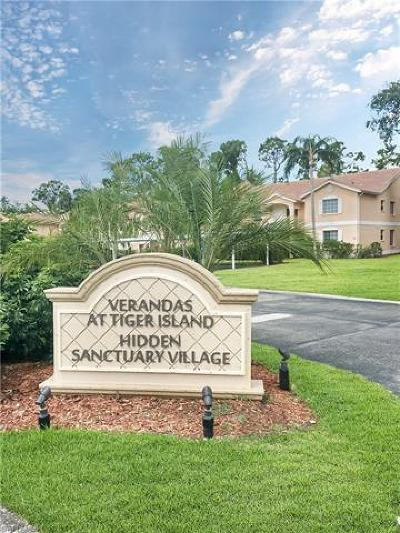 Lely Resort Condo/Townhouse For Sale: 8065 Tiger Cv #1605