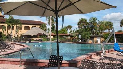 Naples FL Condo/Townhouse For Sale: $85,000